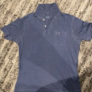 Men's vineyard vines polo - size small